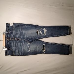 COPY - American eagle high rise jeans